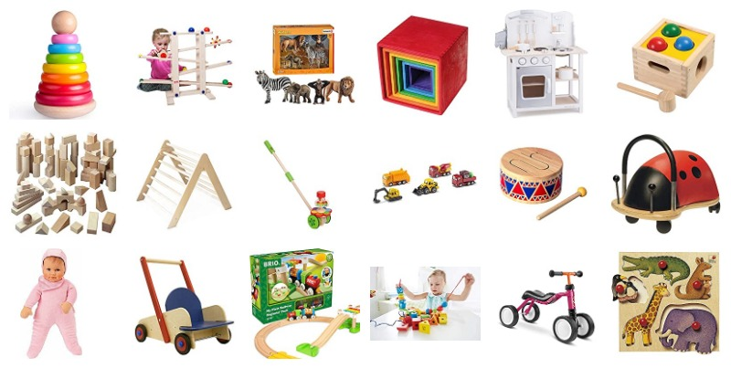 best toys for 1 year old