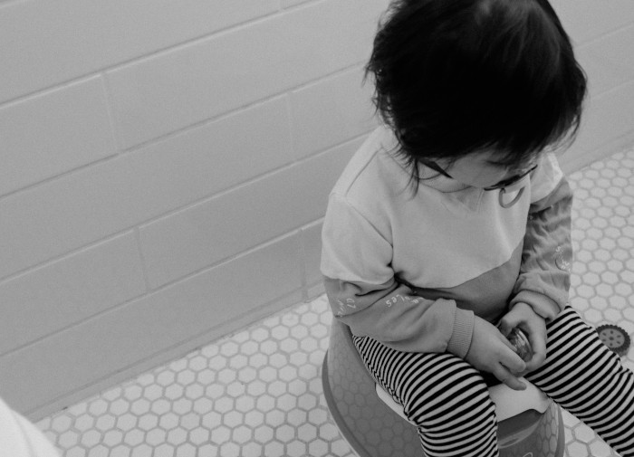 toilet learning or potty training