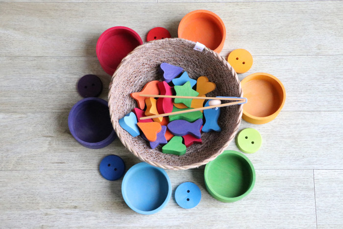 wooden montessori toys uk