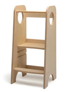 Montessori Material Lernturm