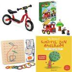 Sinnvolle Geschenke 2-Jährige